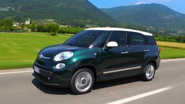 Listino prezzi Fiat 500L Wagon