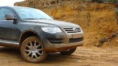 Volkswagen Nuova Touareg - Immagine: 1