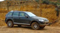 Volkswagen Nuova Touareg - Immagine: 7