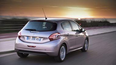 Listino prezzi Peugeot 208