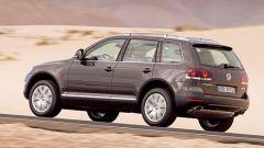 Volkswagen Nuova Touareg - Immagine: 24