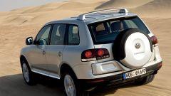 Volkswagen Nuova Touareg - Immagine: 35