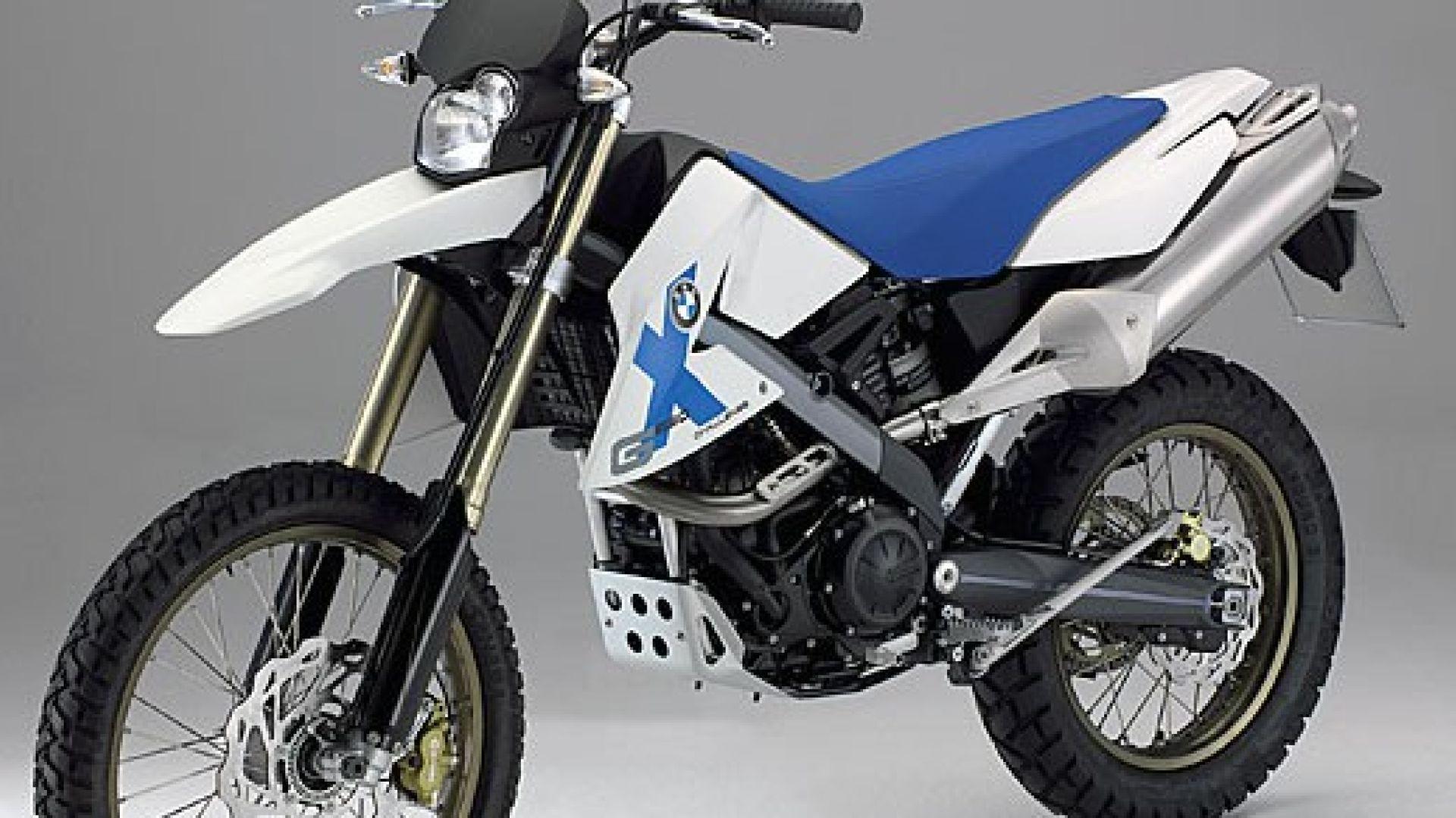 Prova Bmw G 650 X Motorbox