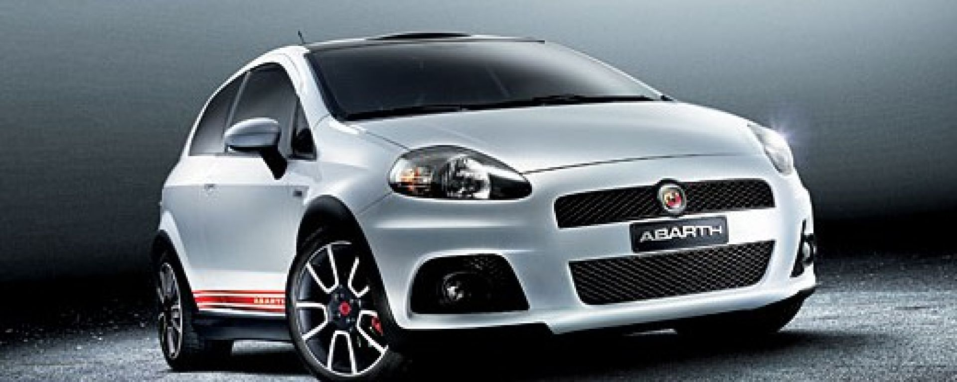 Fiat Grande Punto Abarth Preview