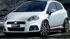 Fiat Grande Punto Abarth Preview - Immagine: 5