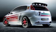 Fiat Grande Punto Abarth Preview - Immagine: 9