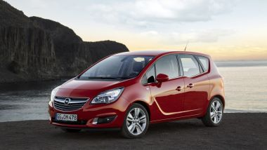 Listino prezzi Opel Meriva