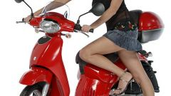 Aprilia Scarabeo 50/100 2007 - Immagine: 3