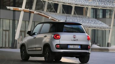 Listino prezzi Fiat 500L