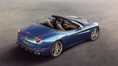 Listino prezzi Ferrari California T