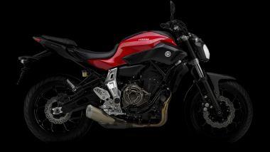 Listino prezzi Yamaha MT-07