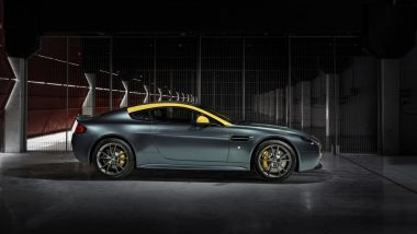 Listino prezzi Aston Martin Vantage V8 Coupé