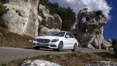 Listino prezzi Mercedes-Benz Classe C Berlina
