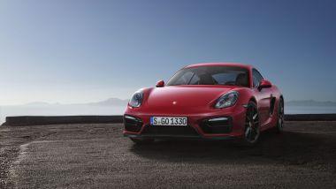 Listino prezzi Porsche Cayman