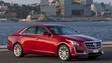 Prezzi E Quotazioni Usato Cadillac Cts Sedan My 2003 2008 2010