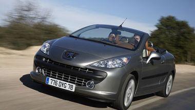 Listino prezzi Peugeot 207 CC