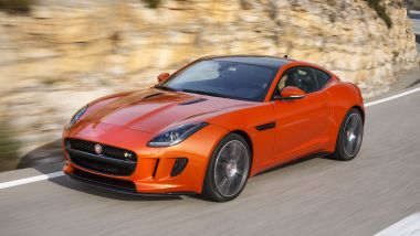 Listino prezzi Jaguar F-Type Coupé