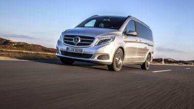 Listino prezzi Mercedes-Benz Classe V