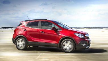 Listino prezzi Opel Mokka