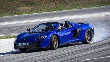 Listino prezzi McLaren Super Series
