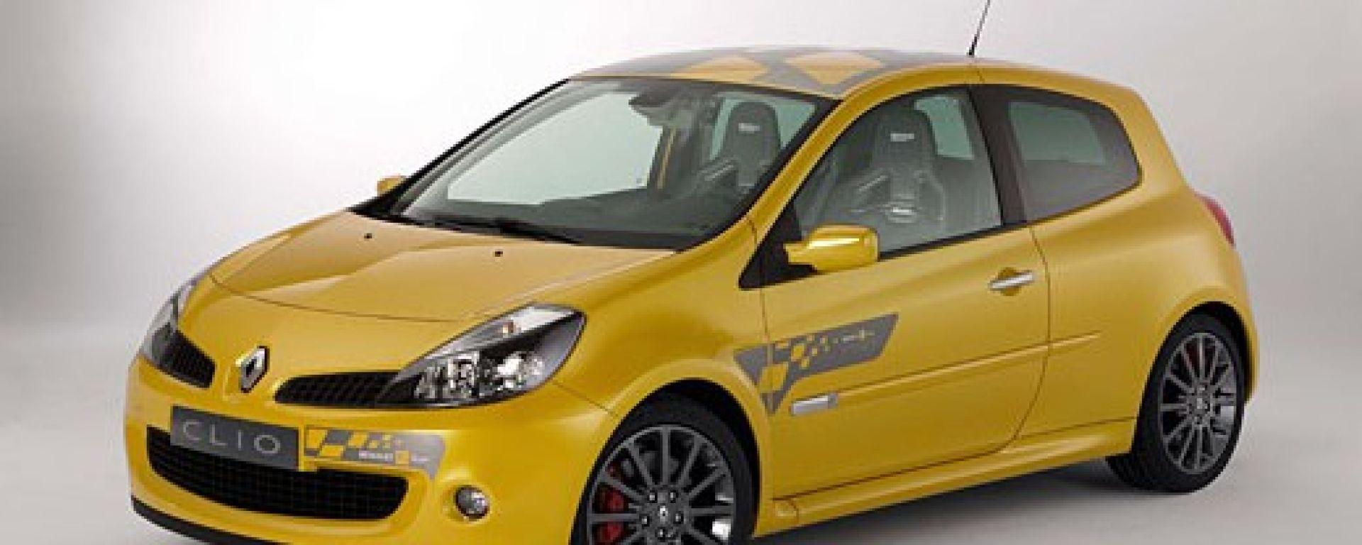 Renault Clio Renault F1 Team R27