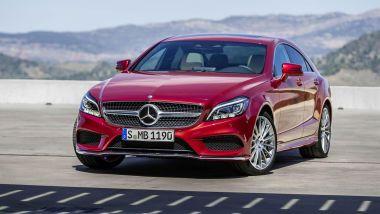 Listino prezzi Mercedes-Benz Classe CLS Coupé