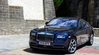 Listino prezzi Rolls-Royce Wraith