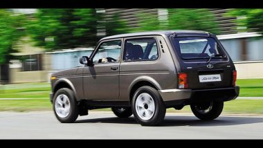 Listino prezzi Lada Niva