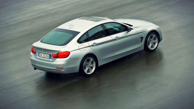 Listino prezzi BMW Serie 4 Gran Coupé