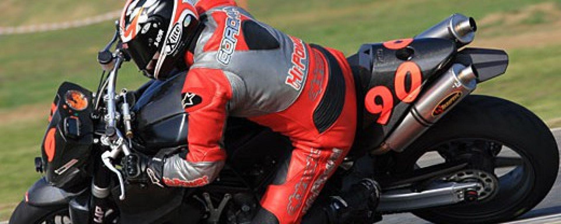 KTM: un trofeo per la Super Duke