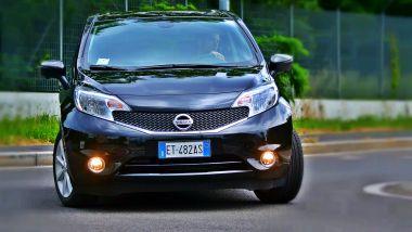 Listino prezzi Nissan Note