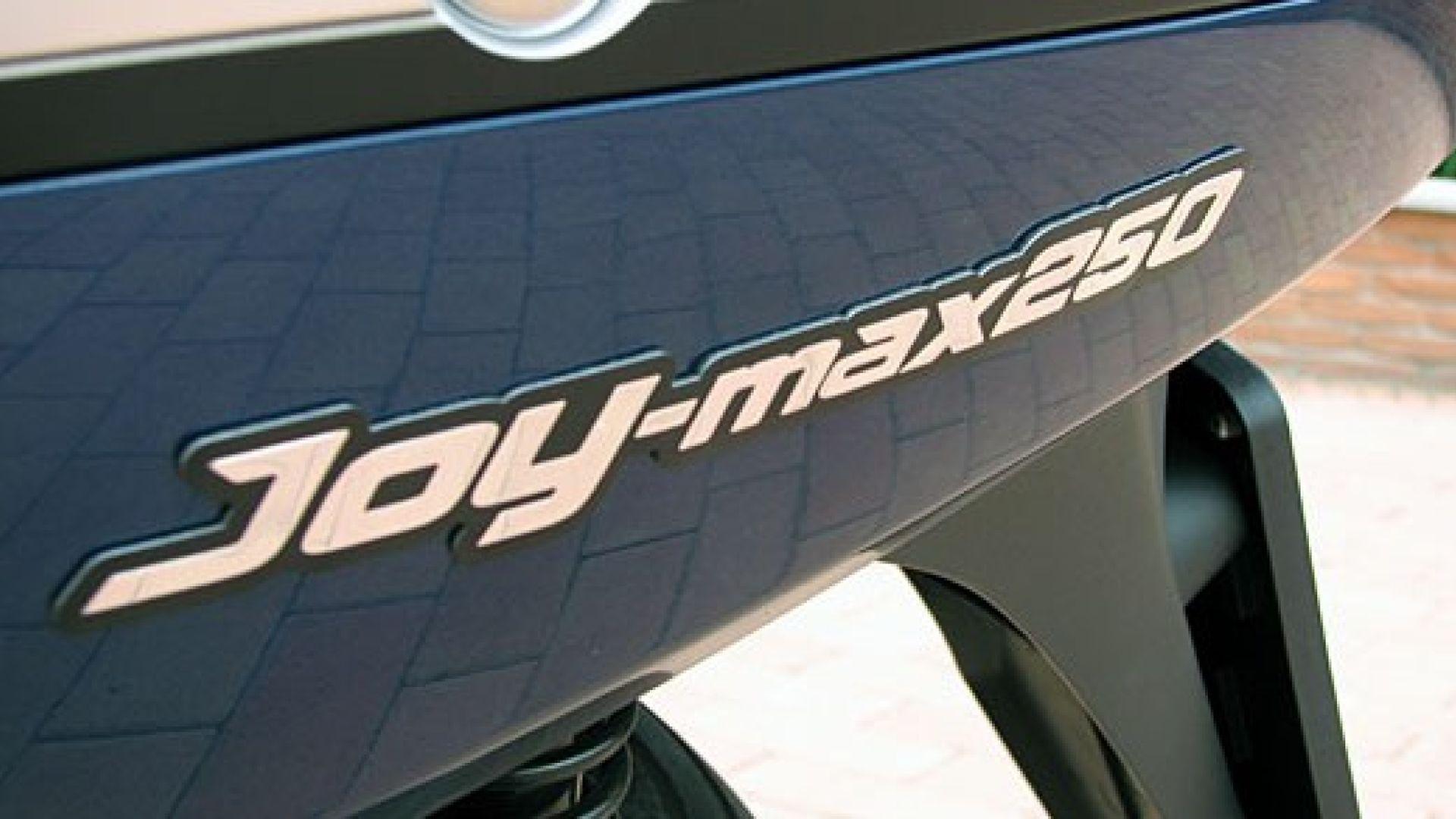 Immagine 7: Sym Joymax 250