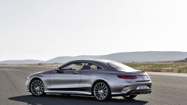 Listino prezzi Mercedes-Benz Classe S Coupé