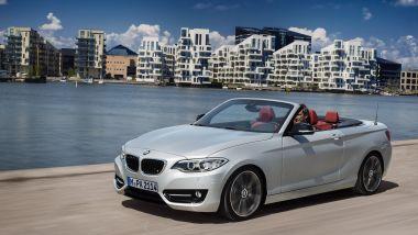 Listino prezzi BMW Serie 2 Cabrio
