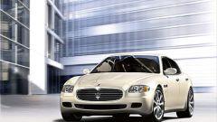 Maserati Quattroporte Automatica - Immagine: 1