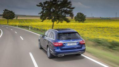 Listino prezzi Mercedes-Benz Classe C SW