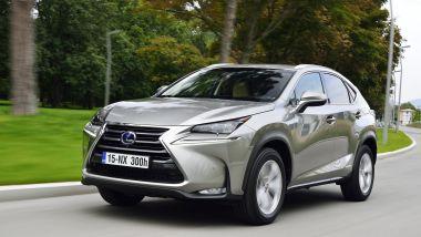 Listino prezzi Lexus NX