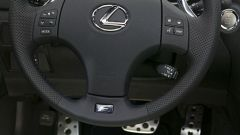 Lexus IS-F - Immagine: 1