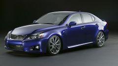 Lexus IS-F - Immagine: 11