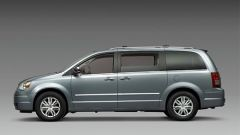 Chrysler Grand Voyager 2008 - Immagine: 10
