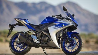 Listino prezzi Yamaha R3