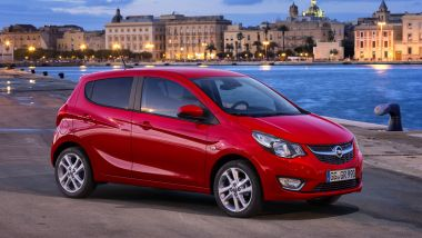 Listino prezzi Opel Karl