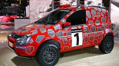 Fiat PanDAKAR - Immagine: 8