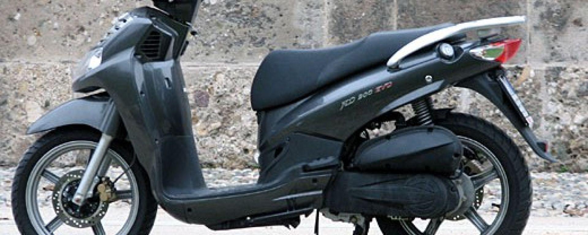 SYM HD 200 EVO