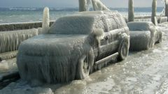 Cosa fare in caso di ghiaccio. Il gelo dalla A alla Z - Immagine: 1