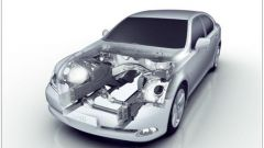 Lexus LS 460 - Immagine: 23