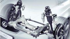 Lexus LS 460 - Immagine: 26
