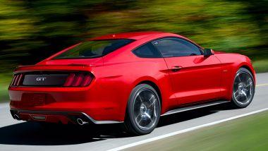 Listino prezzi Ford Mustang Fastback