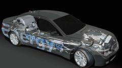 Bmw Serie 7 Hydrogen: ora è in vendita - Immagine: 36