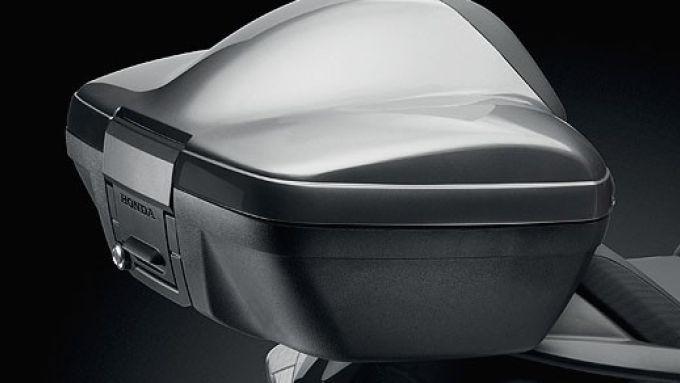 Immagine 1: Honda SW-T400 2009